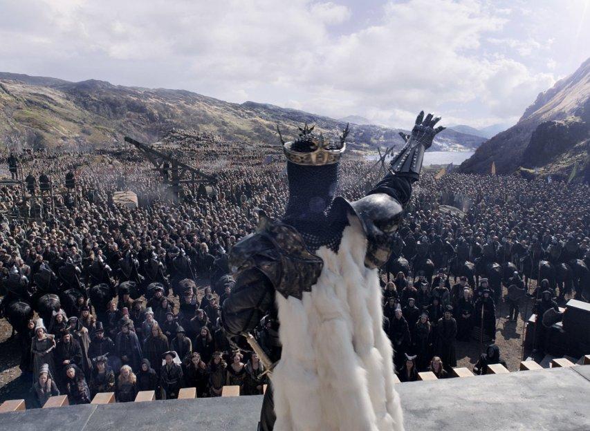 Кадр из фильма «Меч короля Артура»
