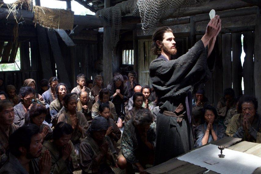 Кадр из фильма «Молчание»