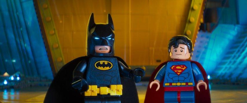 Кадр из фильма «Лего. Фильм:Бэтмен»