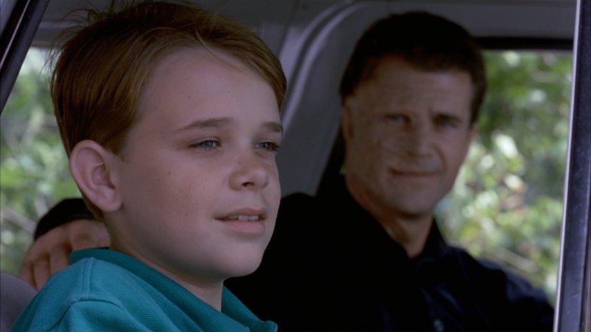 Кадр из фильма «Человек без лица»