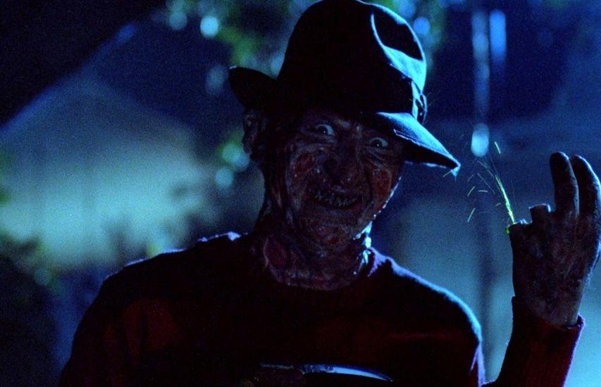 Кадр из фильма «Кошмар на улице вязов»