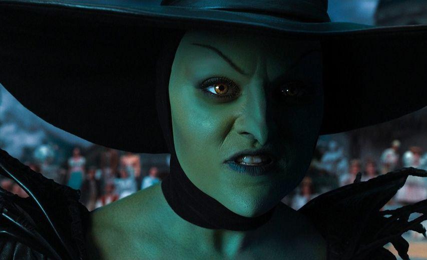 Кадр из фильма «Оз: Великий и ужасный»