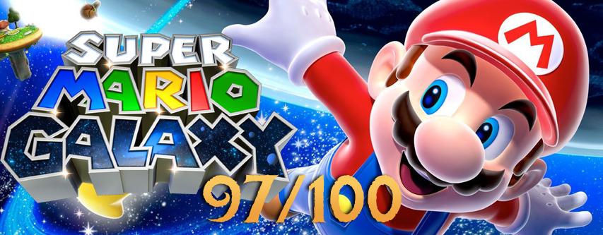 Super Mario Galaxy и Super Mario Galaxy 2