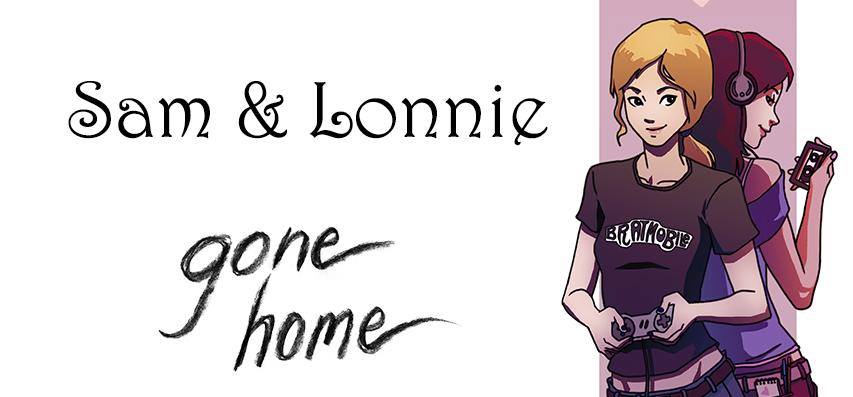 Сэм и Лонни