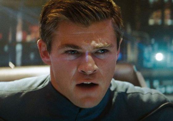 Кадр из фильма «Звездный путь»