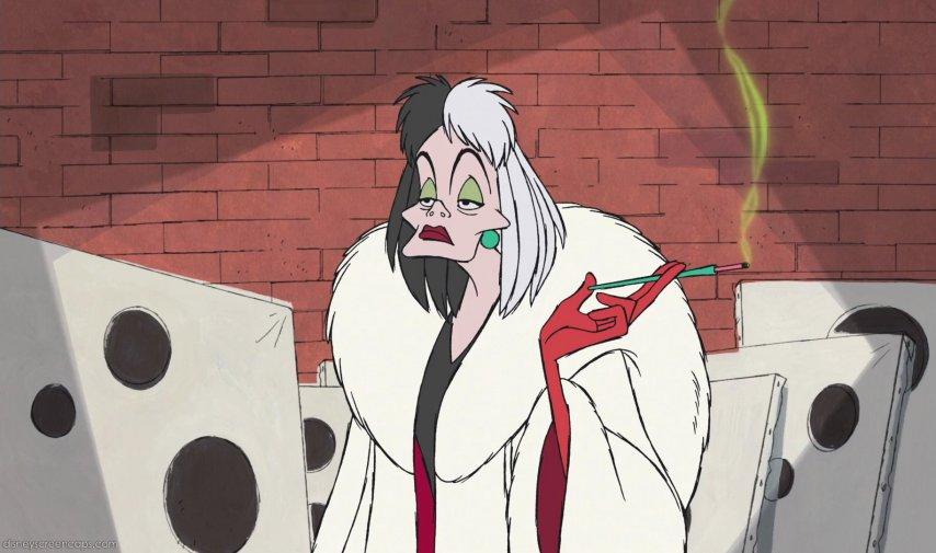 Кадр из фильма «101 далматинцев»