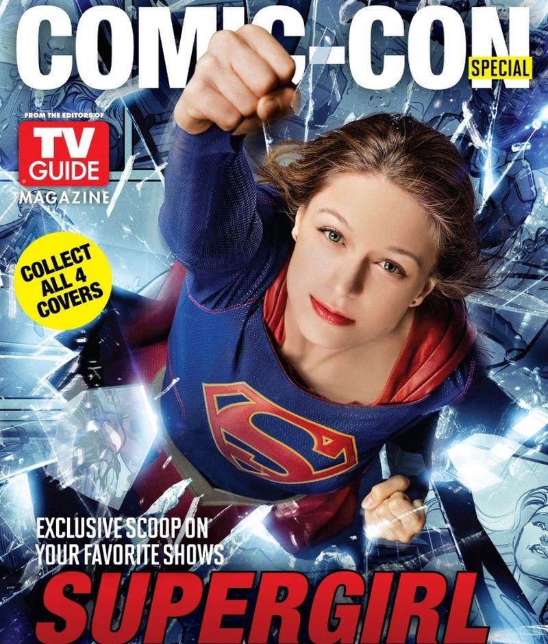 Постер сериала «Супердевушка»