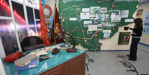 Музей энергетики Урала. Фото с сайта mrsk-ural.ru