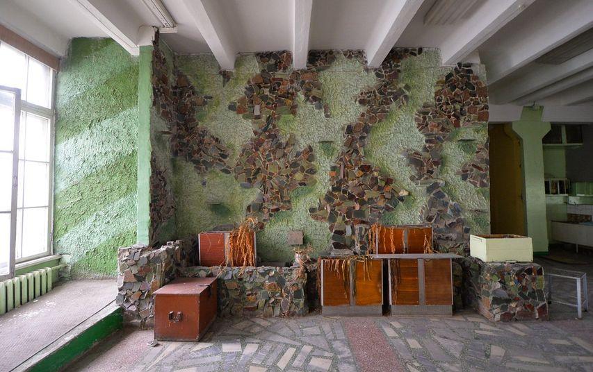 Фото из группы Уральской индустриально биеннале Вконтакте