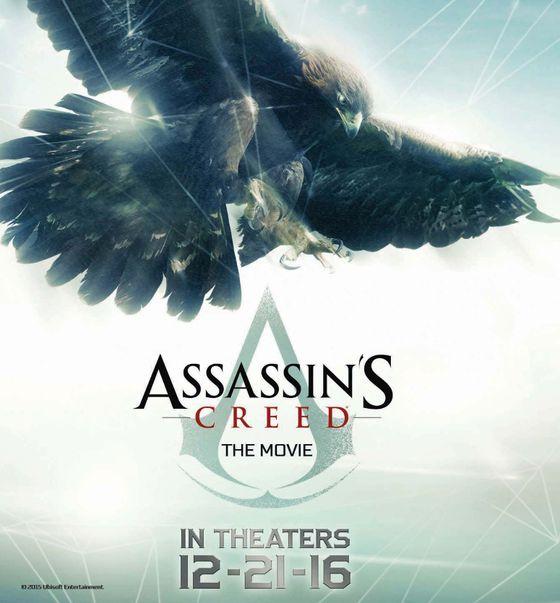 Постер фильма Assassin's Creed