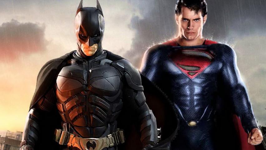 Постер к фильму «Бэтмен против Супермена: На заре справедливости». Изображение с сайта youtube.com