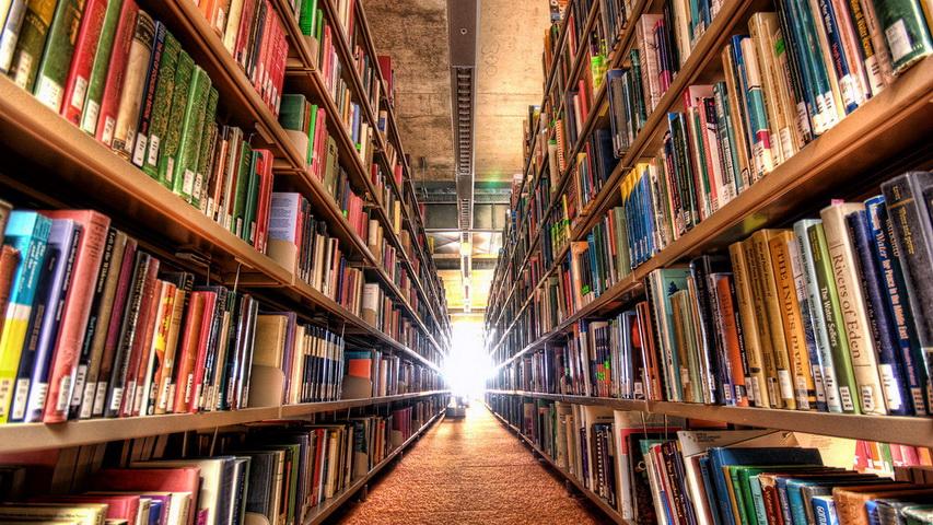 Библиотека. Фото с сайта miraman.ru