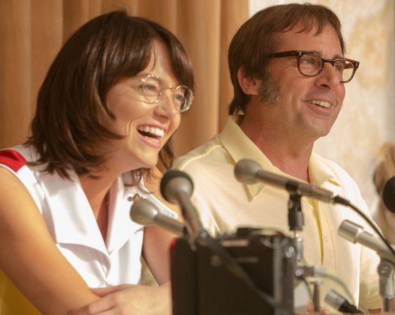 Кадр из фильма «Битва полов»