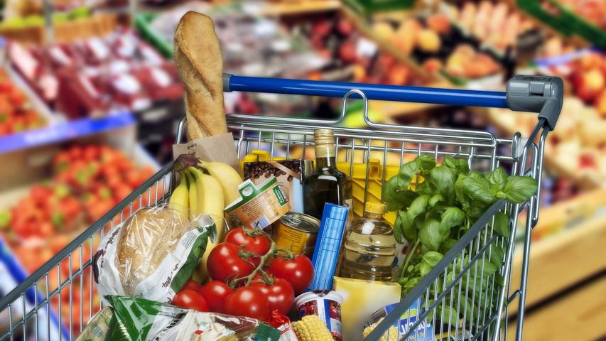 Корзина продуктов. Фото с сайта iciliegi.it