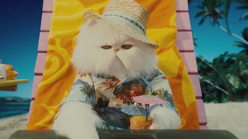 Кадр из фильма «Кошки против собак: Месть Китти Галор»