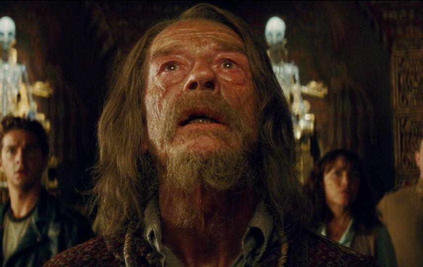 Кадр из фильма «Индиана Джонс и Королевство хрустального черепа»