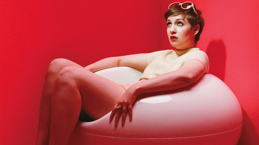 Лина Данэм. Фото с сайта Kinomania.ru