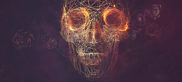 Электричество и человек. Фото с сайта abstract-hd-wallpapers.blogspot.com