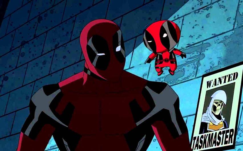 Кадр из мультсериала «Совершенный Человек-паук»