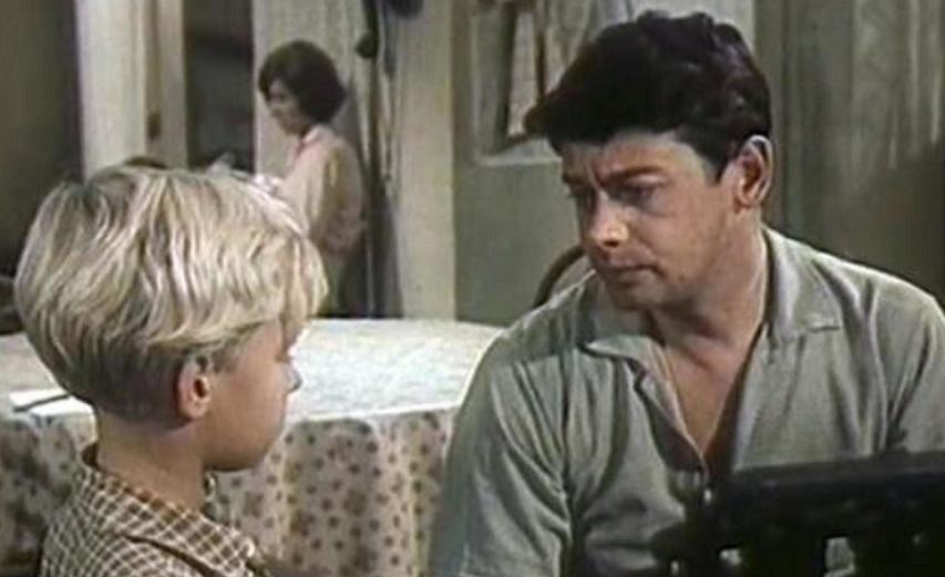 Кадр из фильма «Мой добрый папа»