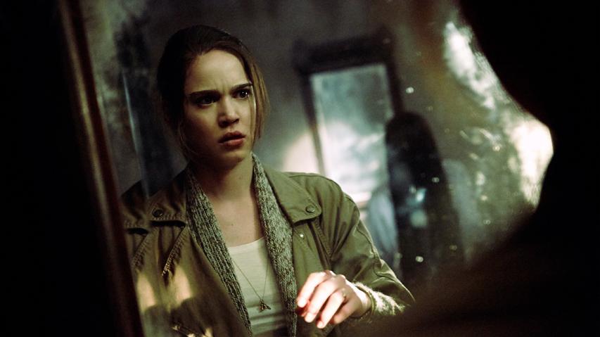 Кадр из фильма «Звонки»