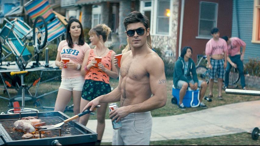 Кадр из фильма «Соседи»