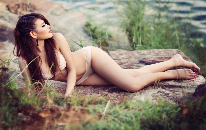 голых девушки красивые фото