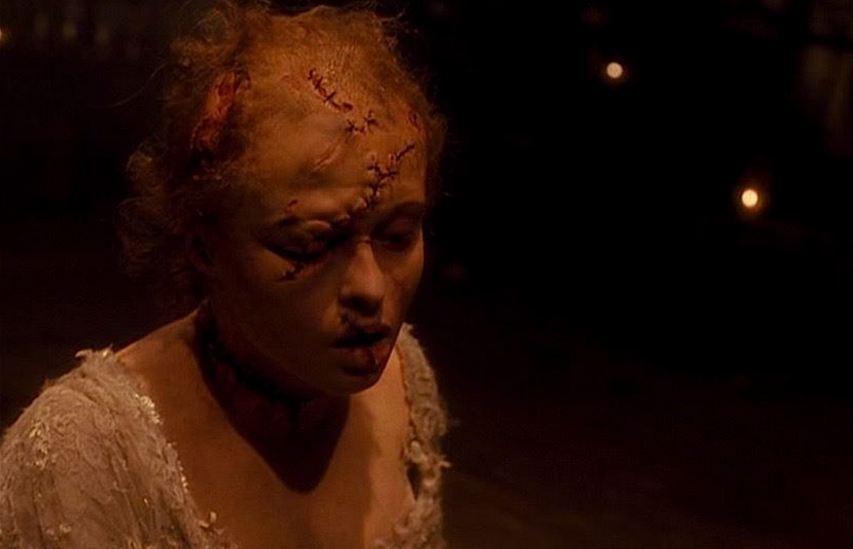 Кадр из фильма «Франкенштейн Мэри Шелли»