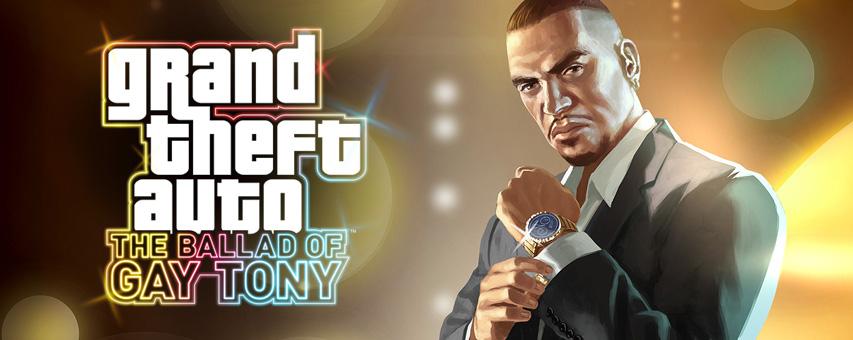 Grand Theft Auto IV: The Ballad of Gay Tony