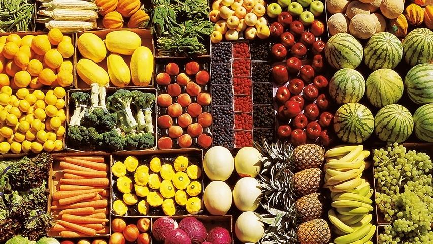Овощи и фрукты. Фото с сайта УКРОП.org
