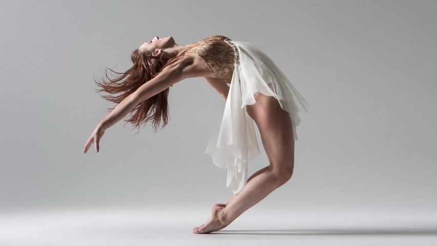 Современный танец. Фото с сайта mail.ru