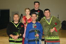 Группа H-Ural. Фото предоставлено коллективом