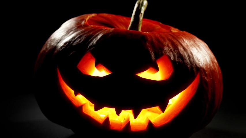 Тыква на Хэллоуин. Фото с сайта glisfondidiale.com