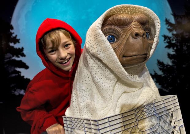 Инопланетянин. Фото с сайта londonmumsmagazine.com