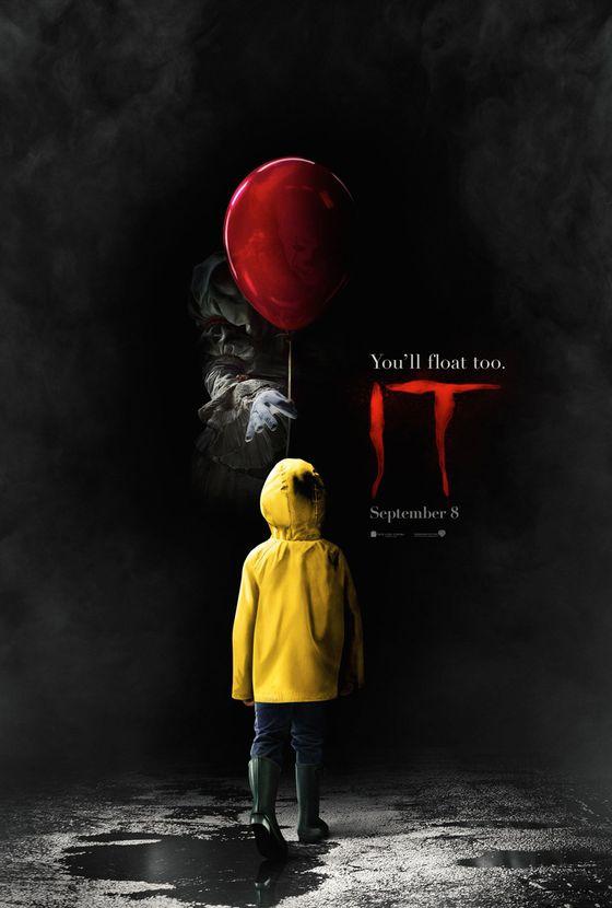 Постер фильма «Оно»