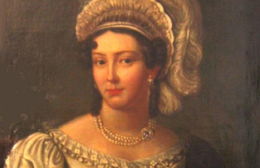 Жанетта Груздинская. Изображение с сайта 20art.ru