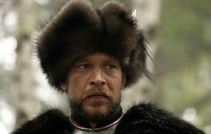 Михал Жебровский. Кадр из фильма «1612»