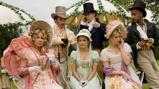 Кадр из фильма «Остинленд»