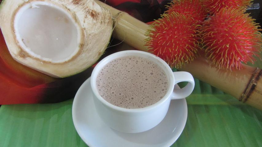 Какао по-вьетнамски. Фото с сайта youtube.com