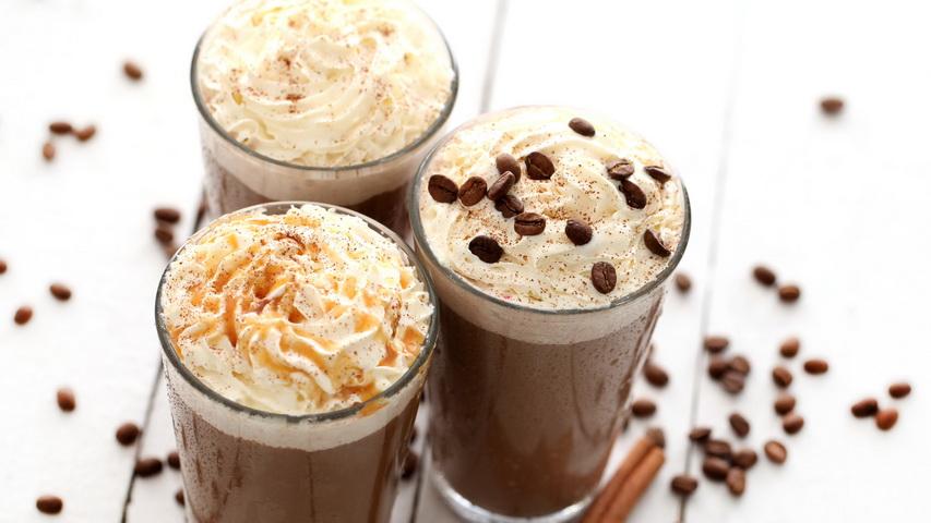 Коктейль из какао. Фото с сайта foodbella.com