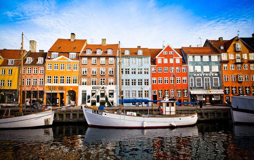 Копенгаген. Фото с сайта poznai.by