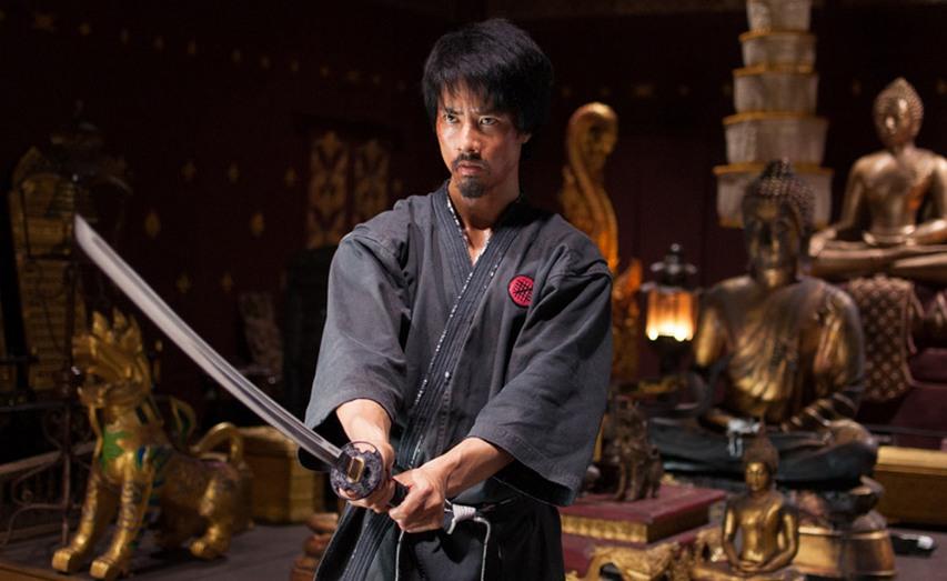 Кадр из фильма «Ниндзя 2»