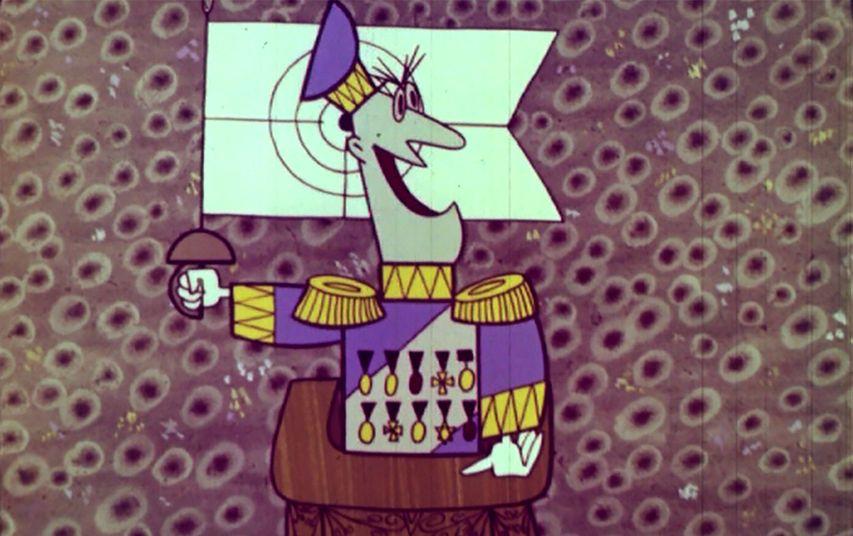Кадр из мультфильма «Лабиринт». Фото с сайта uralbiennale.ru