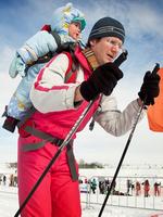 Лыжня России. Фото с сайта kidsreview.ru