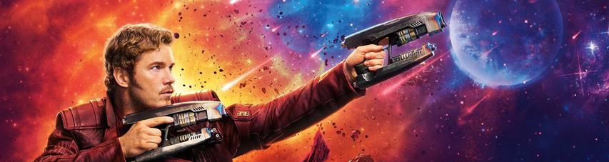Постер фильма «Стражи галактики 2»