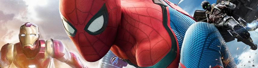 Постер фильма «Человек-паук: Возвращение домой»
