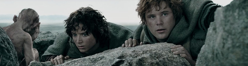 Кадр из фильма «Властелин колец»