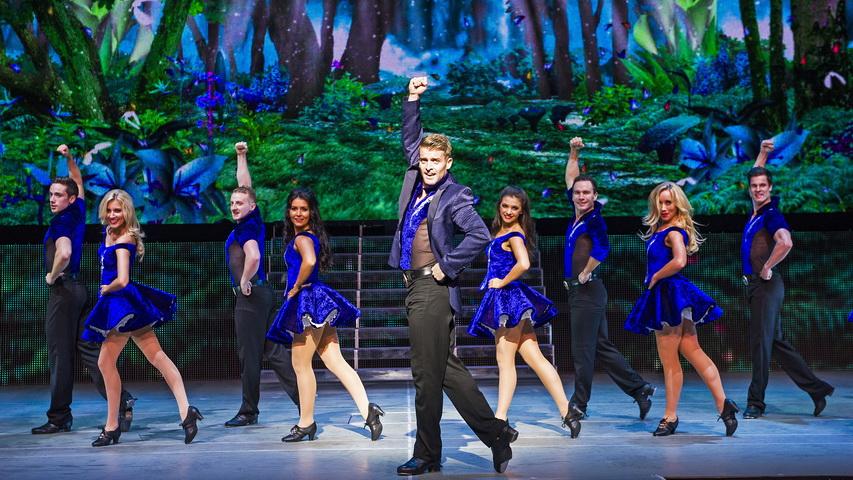 Шоу Lord of the Dance. Фото с сайта whatsonincapetown.com