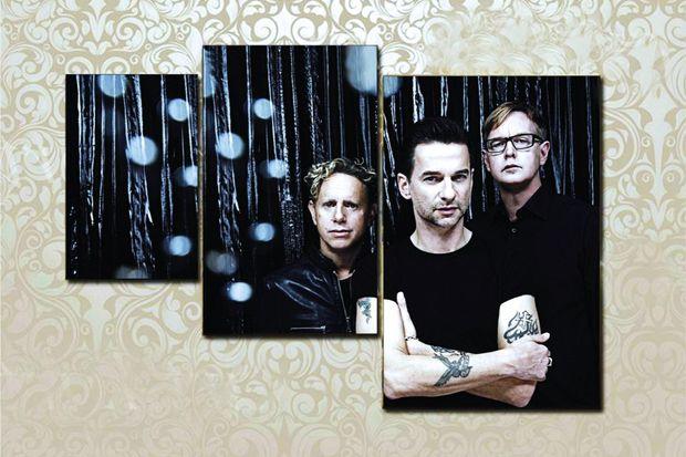 Depeche Mode. Фото с сайта vk.com