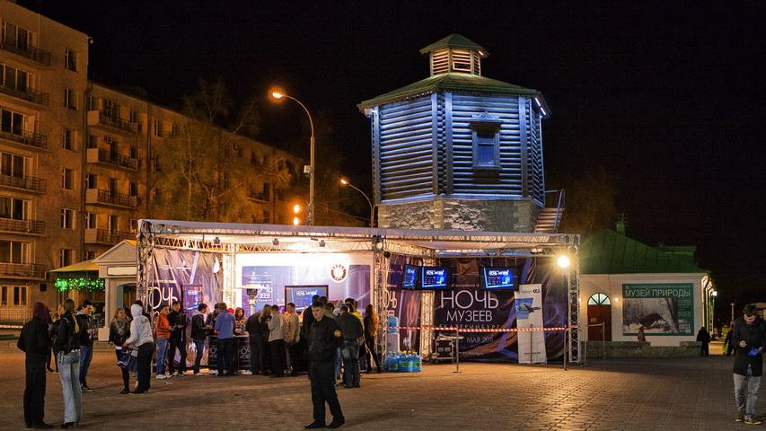 Ночь музеев в Екатеринбурге. Фото с сайта ngzt.ru